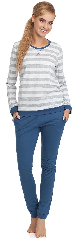 Cornette Pijamas Verano Mujer Pantalones Ropa M4LL6: Amazon.es: Ropa y accesorios