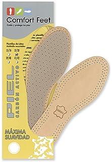 Batz Leather Comfort Plantillas de Cuero de Excelente Calidad - EU 35/36