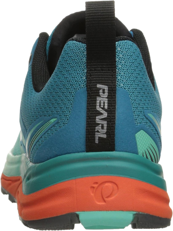 Pearl iZUMi Womens W EM Trail N 2 v3-W W Em Trail N 2 V3 Enamel Blue/Aqua Mint