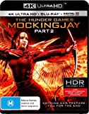 Hunger Games: Mockingjay Part 2 (4K Ultra HD + Blu-ray)