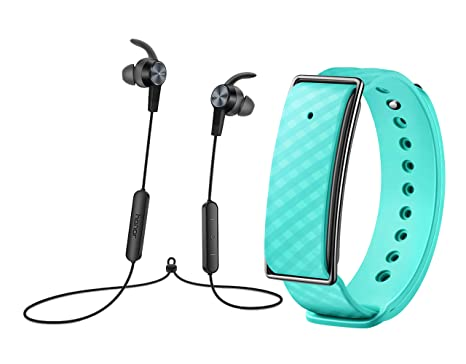 56516e6b452 Image Unavailable. Image not available for. Color: Huawei Original AM61 Sport  Bluetooth Wireless Headphones Lite - Magnetic Absorption - Bass ...