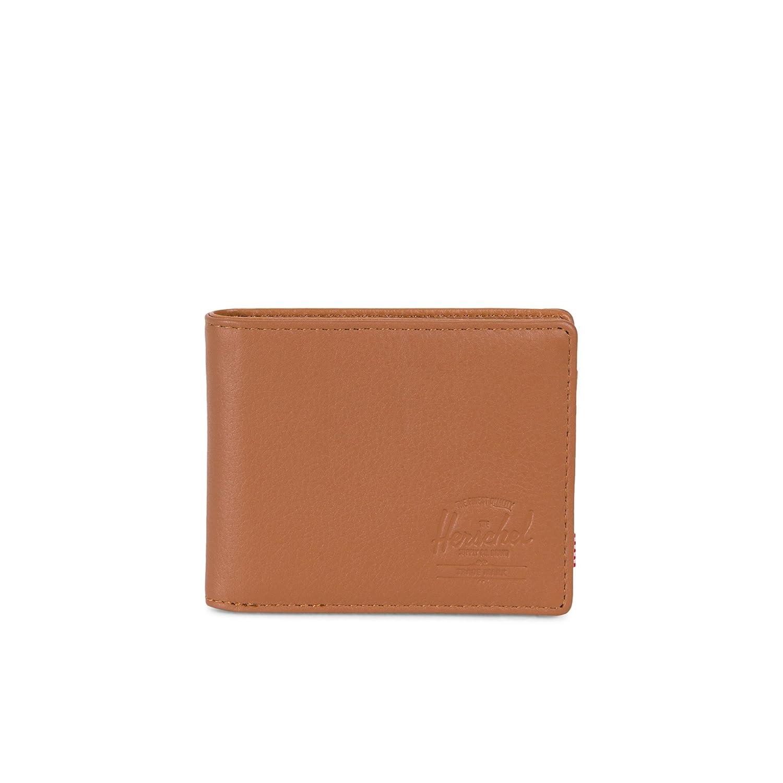 [ハーシェルサプライ] 財布 Hank + Coin 10369-00001-OS B01N2HYJ7G Tan Pebbled Leather Tan Pebbled Leather