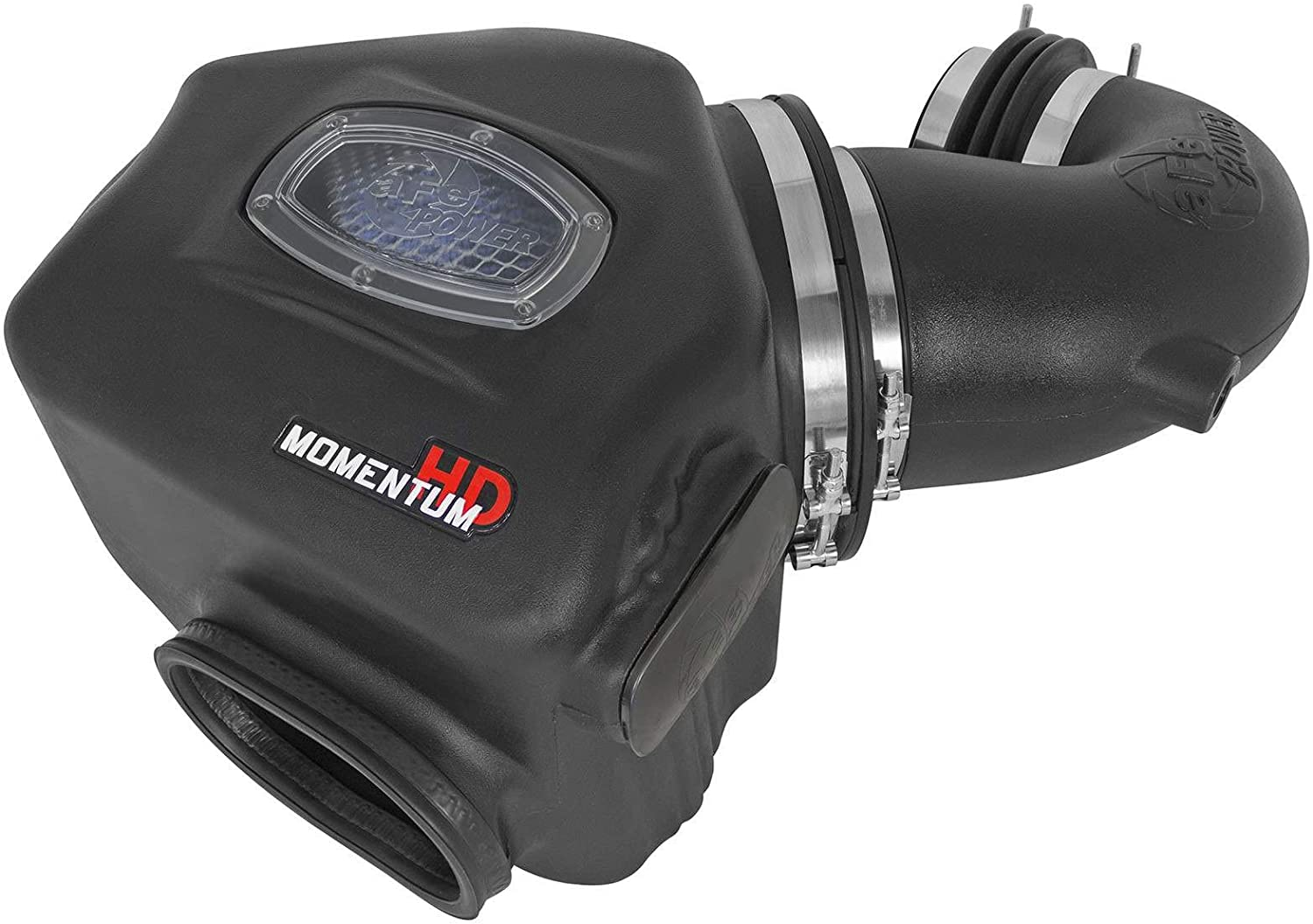aFe Power Momentum HD 50-72001 Cold Air Intake Sstem for Dodge Oiled, 10-Layer Filter