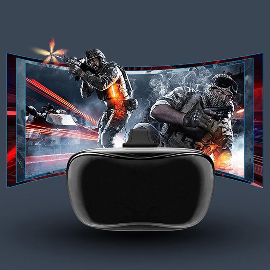 Coper 1080P HD Virtual Reality 3D Glasses Octa-Core Android 4.4 2+8GB Headset Box (Black) by Coper (Image #3)
