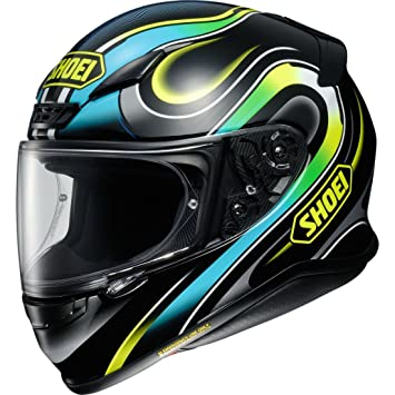 Casco Moto Shoei Nxr Intense Tc-3 Rainbow (S , Negro)