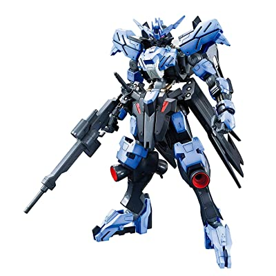 "Bandai Hobby HG Full Mechanics Gundam Vidar ""IBO: 2nd Season"" Building Kit (1/100 Scale): Toys & Games"