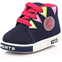 Kats Kids Little Circus Baby Girls and Boys Unisex Shoes for 1-2 Year Child
