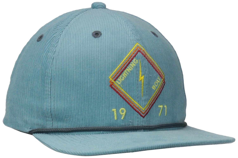 L.Bolt Scout Hat Milky Gorras, Hombre, Azul, M: Amazon.es: Ropa y ...
