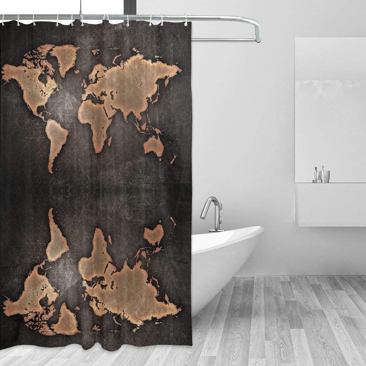 Amazon.com: None Brand Sea Fabric Shower Curtain,Coastal