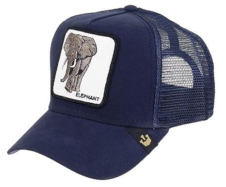 Goorin Bros. Damen Trucker Cap Elephant Navy 8200498efeb