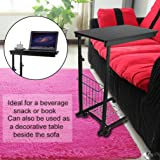 Height Adjustable Sofa Side Table, Sofa Couch