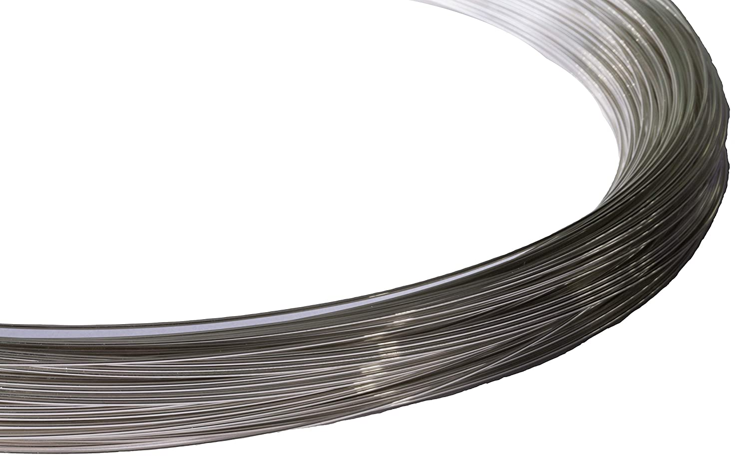 925 Sterling Silver Round Wire 1mm (18ga) Soft (5ft) MetalClays4You