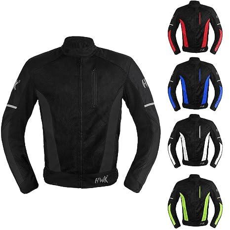 Amazon Com Mesh Motorcycle Jacket Textile Motorbike Summer Biker