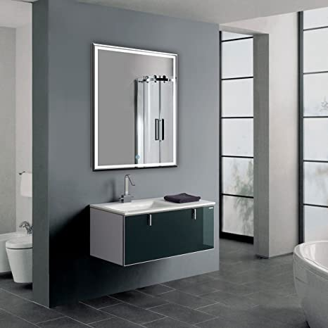 Amazon.com: DP Home Large Bathroom Wall Mirrors for Over ...