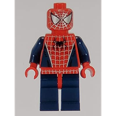 "Lego Spiderman 2"" Figure: Toys & Games"