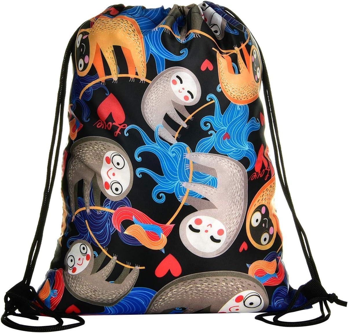 LIHI BAG Kids10 Pack Party Supplies Favors Gift Drawstring Backpack Dinosaur