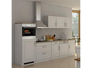 Küchenzeile Küchen-Set Küchenblock Einbauküche Küche ...