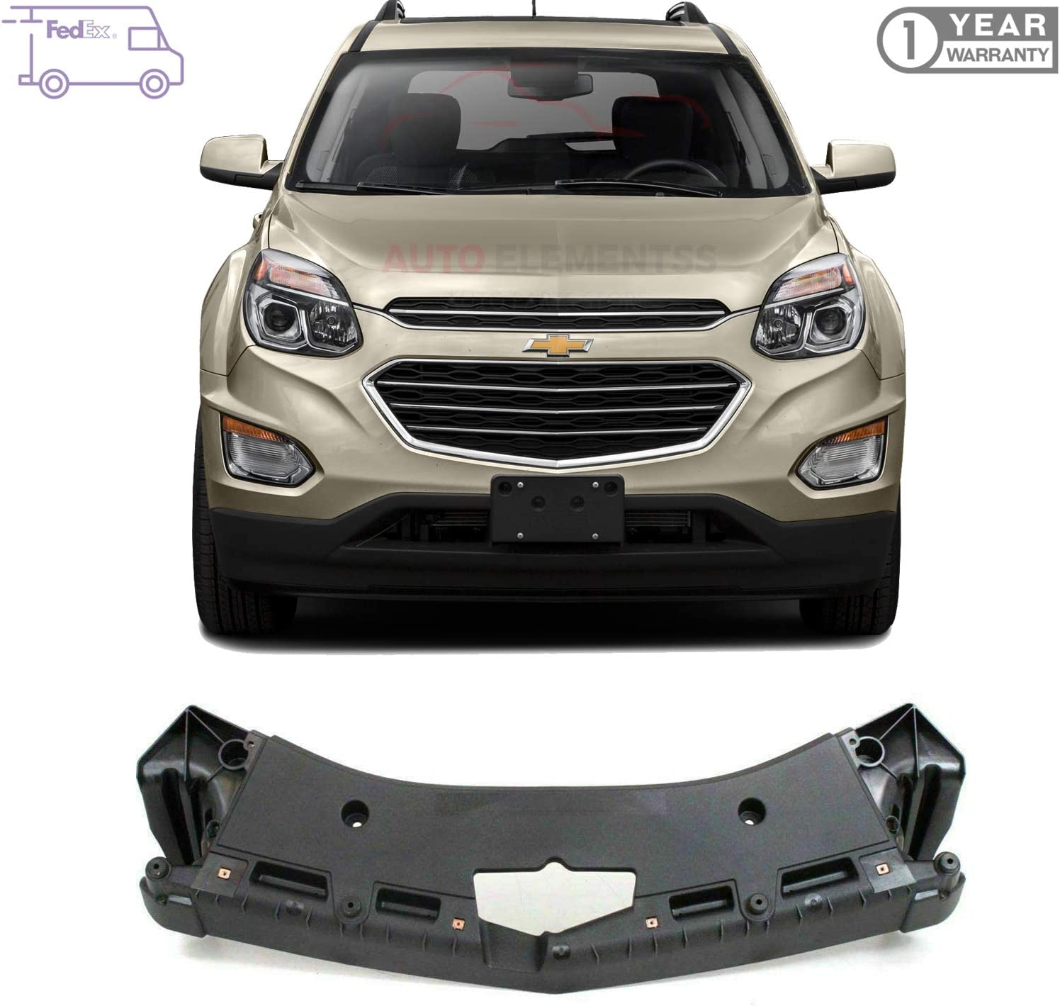 New Front Left and Right Side Fender Liner Set Of 2 For 2010-2013 Chevrolet Equinox Made Of Plastic GM1248223-GM1249223
