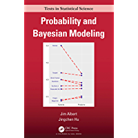 Probability and Bayesian Modeling (Chapman & Hall/CRC Texts in Statistical Science) (English Edition)