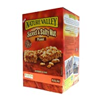 Nature Valley Sweet and Salty Nut Peanut, No Preservatives or Colours