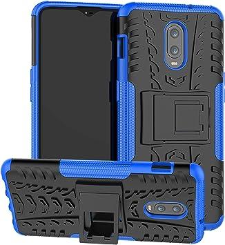 Labanema Oneplus 6T/Oneplus 7 Funda, [Heavy Duty] [Doble Capa] [Protección Pesada] Híbrida Resistente Case Protectora y Robusta para Oneplus 6T/Oneplus 7 (con 4 en 1 Regalo empaquetado): Amazon.es: Electrónica