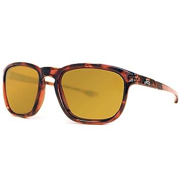 633b6e20d2e8 Fortis Strokes Polarised Lenses Tortoise Framed Carp Fishing Sunglasses  (Amber Lens   Tortoise Frame)