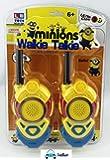 FunBlast Minion Walkie Talkie; 2 Player Walkie Talkie Toy Set for Kids - 2 Piece Multi Color