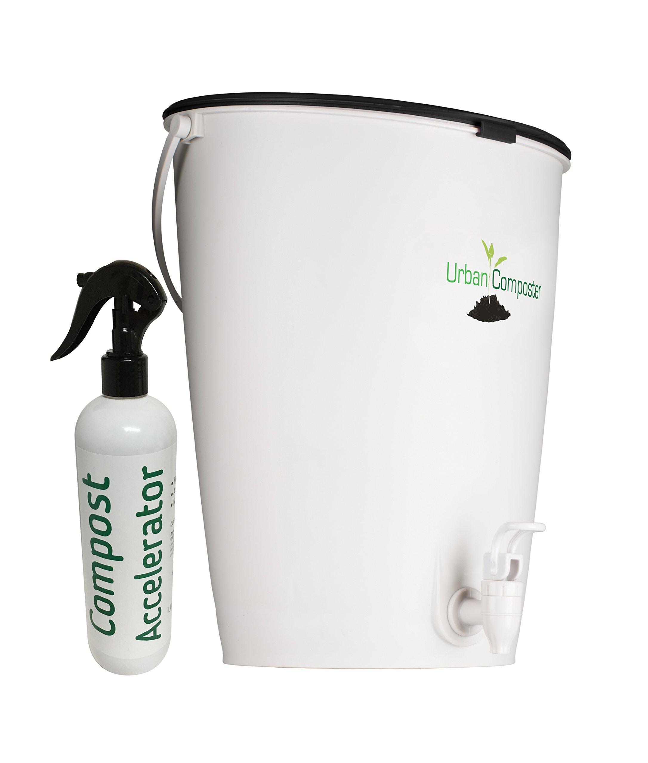 Exaco Trading Company UClarge-B-K Exaco Spray Kit, 4 Gallon, Black