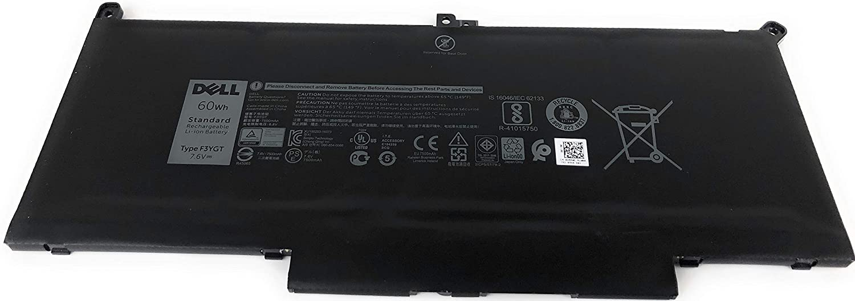 Amazon com: Genuine Dell Battery 7 6V 60Wh for Latitude 7280
