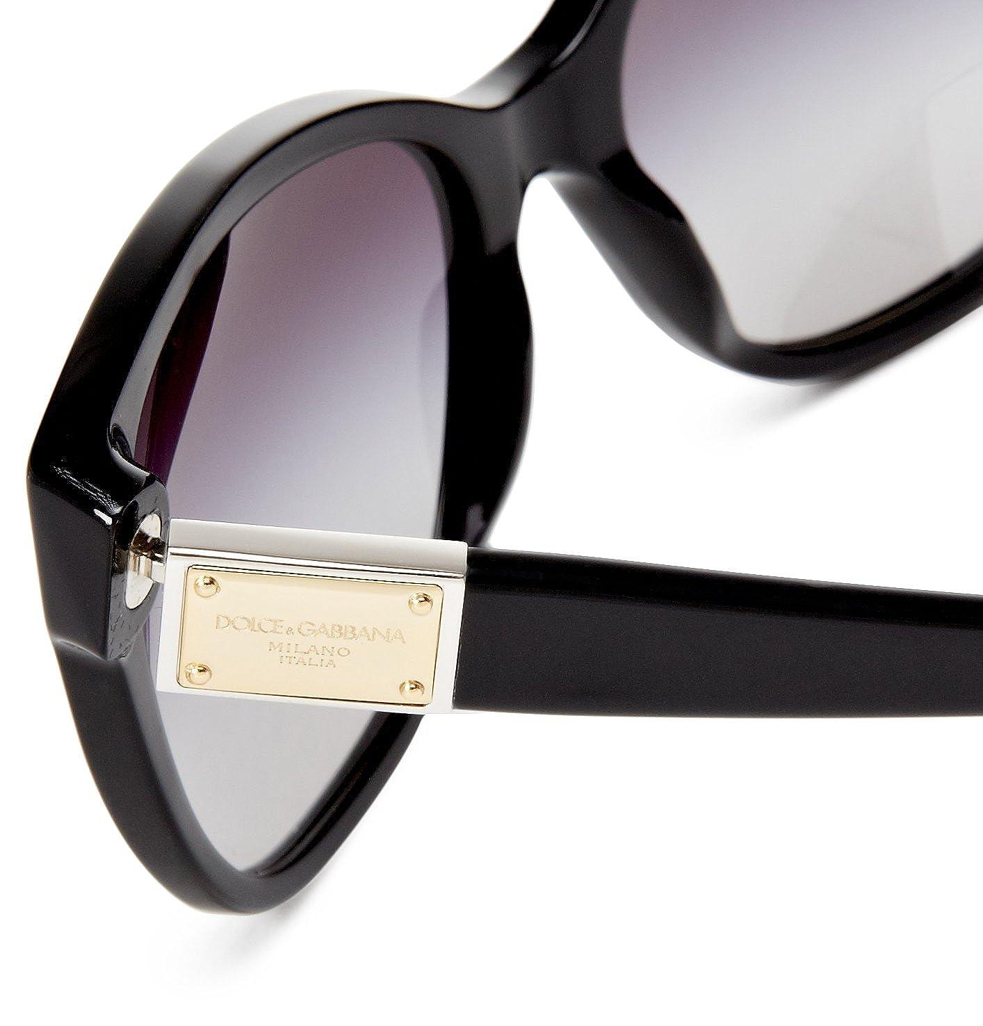 Amazon.com: D & G Dolce & Gabbana 0dg4195 26971356 mariposa ...