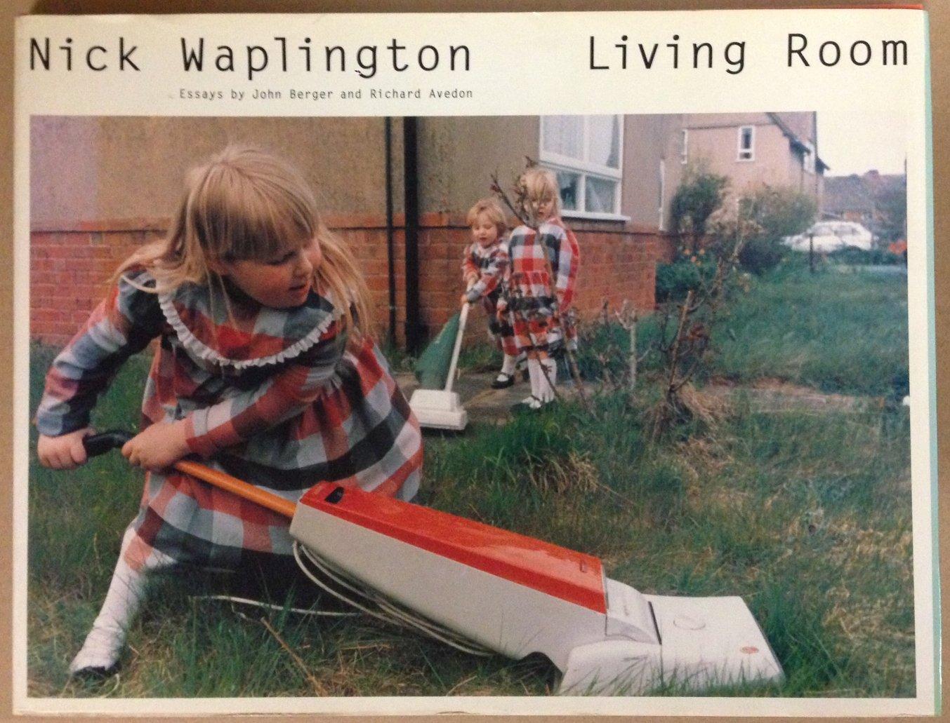 Living Room Amazoncouk Nick Waplington Etc 9780948797569 Books