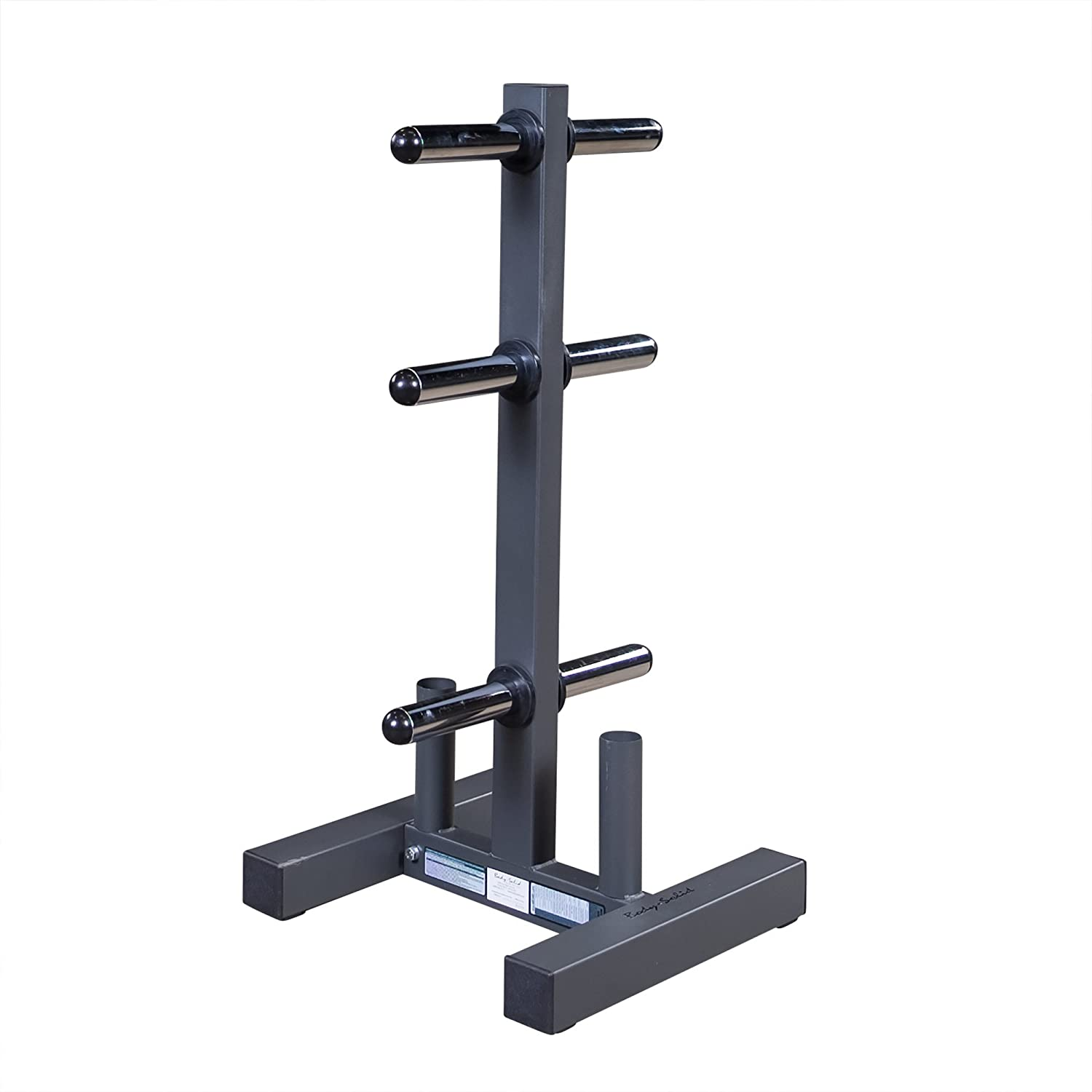 Body Solid WT46 Olympic Weight Tree Body-Solid Inc.