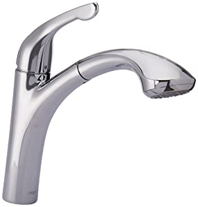 """Hansgrohe 04076000 Kitchen Faucets, 12.6"""" Height, Chrome"""