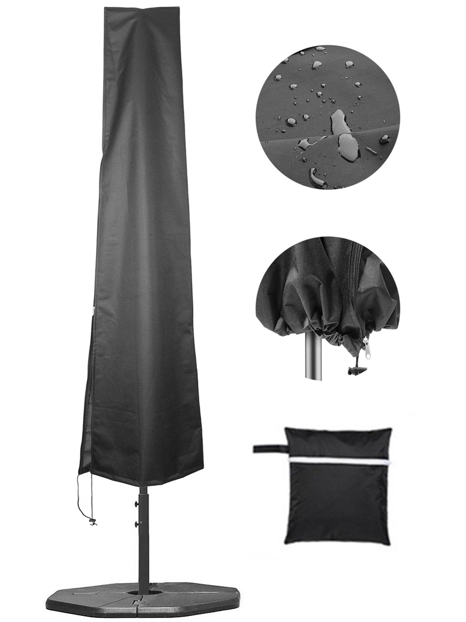 Patio Umbrella Accessories Replacement: Best Rated In Patio Umbrella Covers & Helpful Customer