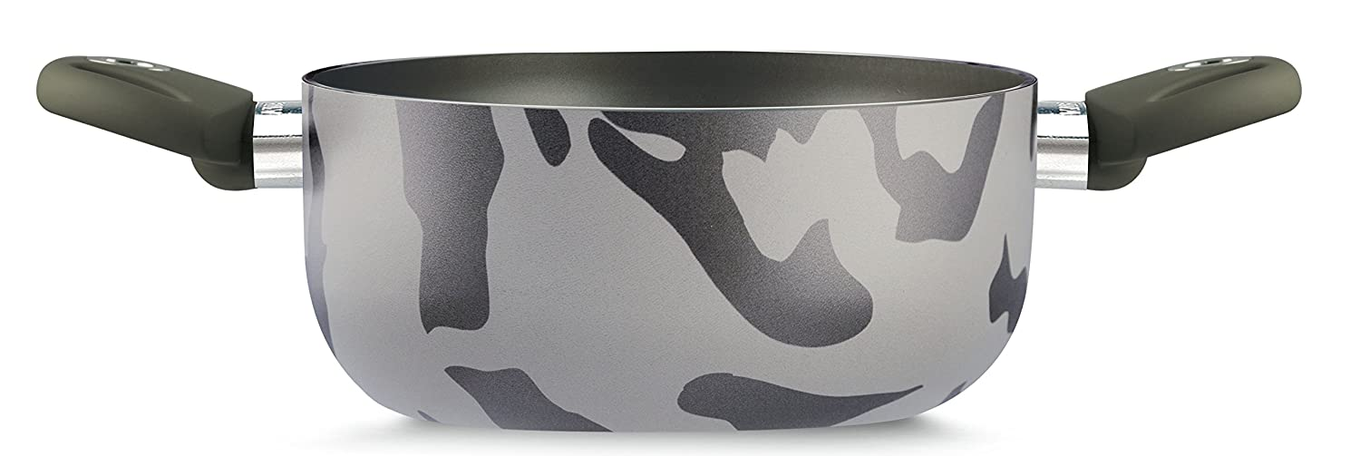 9-1//2-Inch Pensofal 07PEN8313 Army Bioceramix Non-Stick Sauce Pan with Two Handles