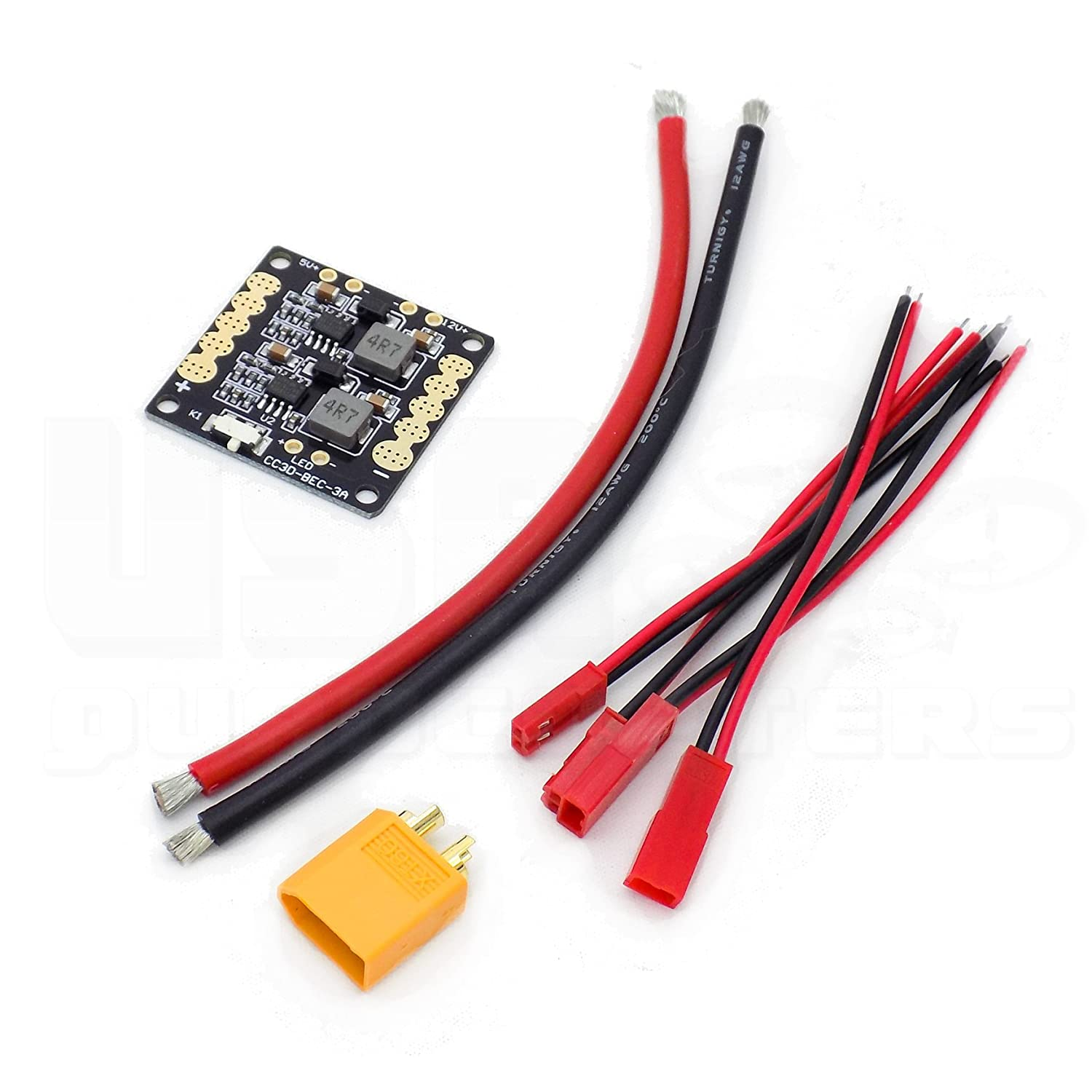 Cc3d Wiring Diagrams With Orange Rx Racing Drone Quadcopter Kit Naze Awg Wire Connector Toys Games 1500x1500