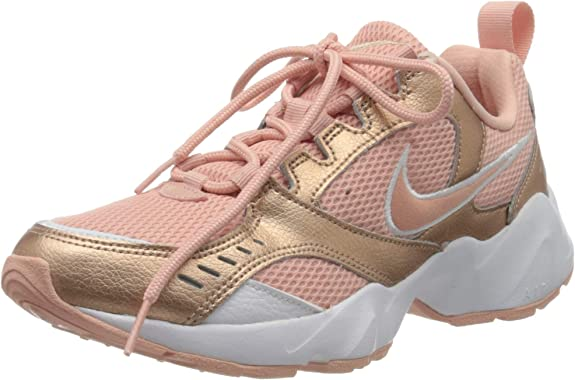Nike Air Heights, Zapatillas para Mujer, Multicolor Coral Stardust ...