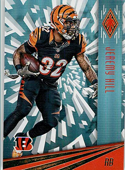 Amazon.com: Football NFL 2016 Panini Phoenix #22 Jeremy Hill #22 ...
