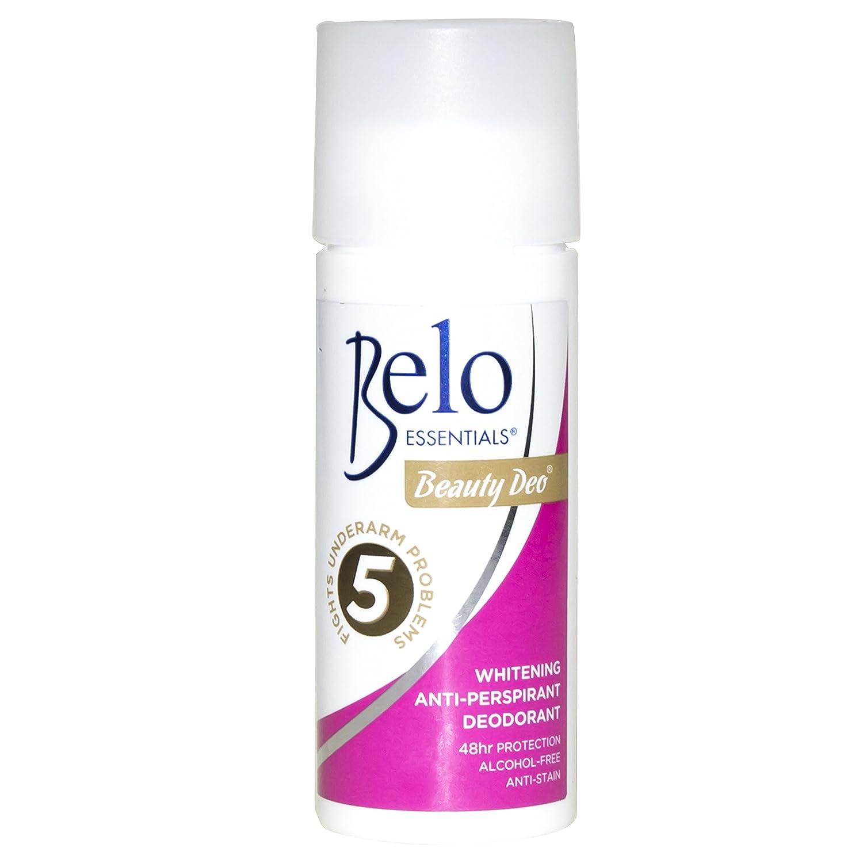Buy Belo Essentials Underarm Skin Whitening Anti Perspirant Deodorant 40ml Online At Low Prices In India Amazon In