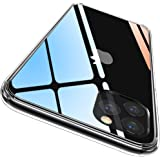CASEKOO iPhone 11 Pro ケース 5.8インチ クリア 薄型 米軍MIL規格 耐衝撃 透明カバー 衝撃吸収 四隅滑り止め ワイヤレス充電対応 アイフォン 11 Pro ケース 全面保護 SGS認証 2019年5.8インチ用カバー(クリア)