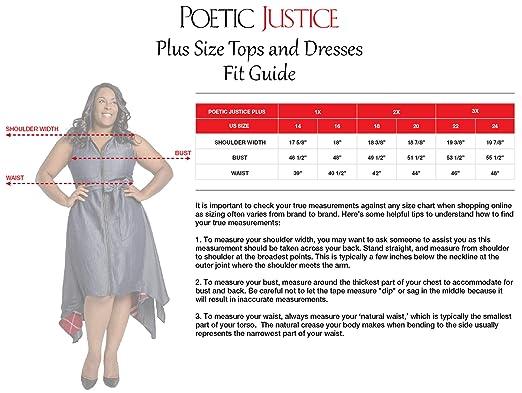 63640d2f5c38c Poetic Justice Plus Size Curvy Women s Tencel Denim Drawstring Hoodie Mini  Dress at Amazon Women s Clothing store