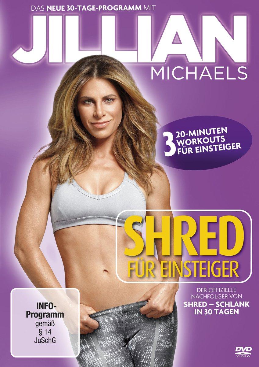 Können Sie Gewicht auf Jillian Michaels 30-Tage-Shred verlieren