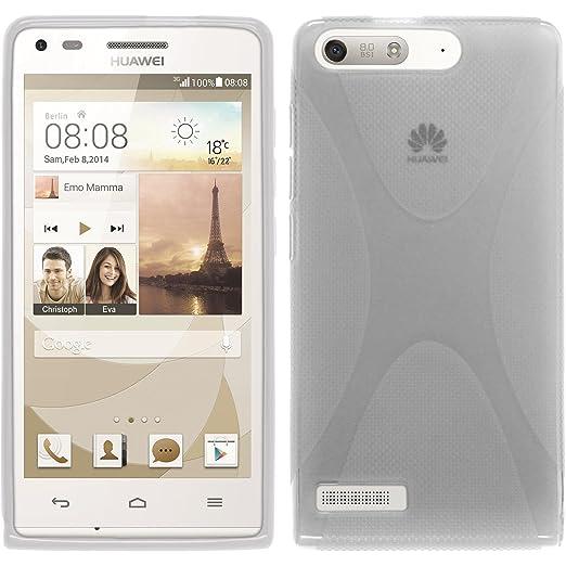 11 opinioni per PhoneNatic Custodia Huawei Ascend G6 Cover trasparente X-Style Ascend G6 in