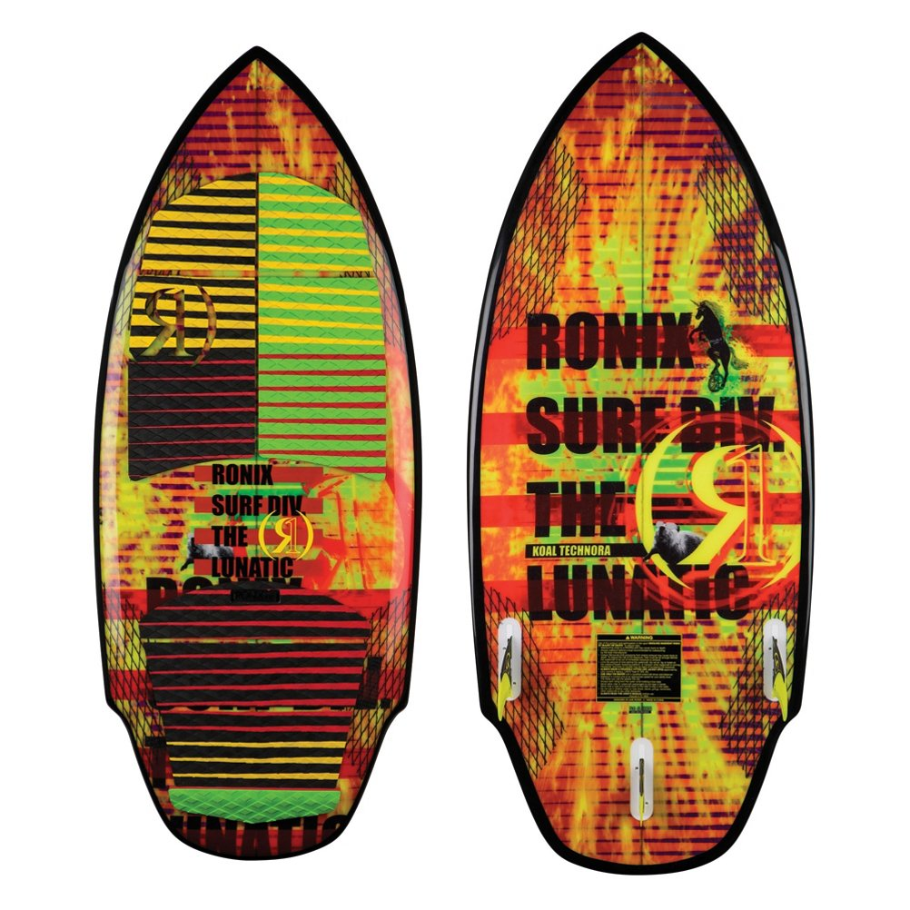 Ronix Koal The Lunatic Wakesurfer - 5ft1in by Ronix