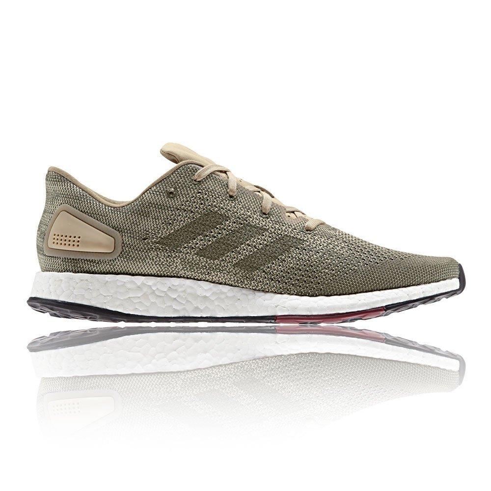 Adidas Pureboost DPR, Homme Chaussures de Running Compétition Homme DPR, 40 2/3 EU|Marron (Rawgol/Cburgu) 59a6f5