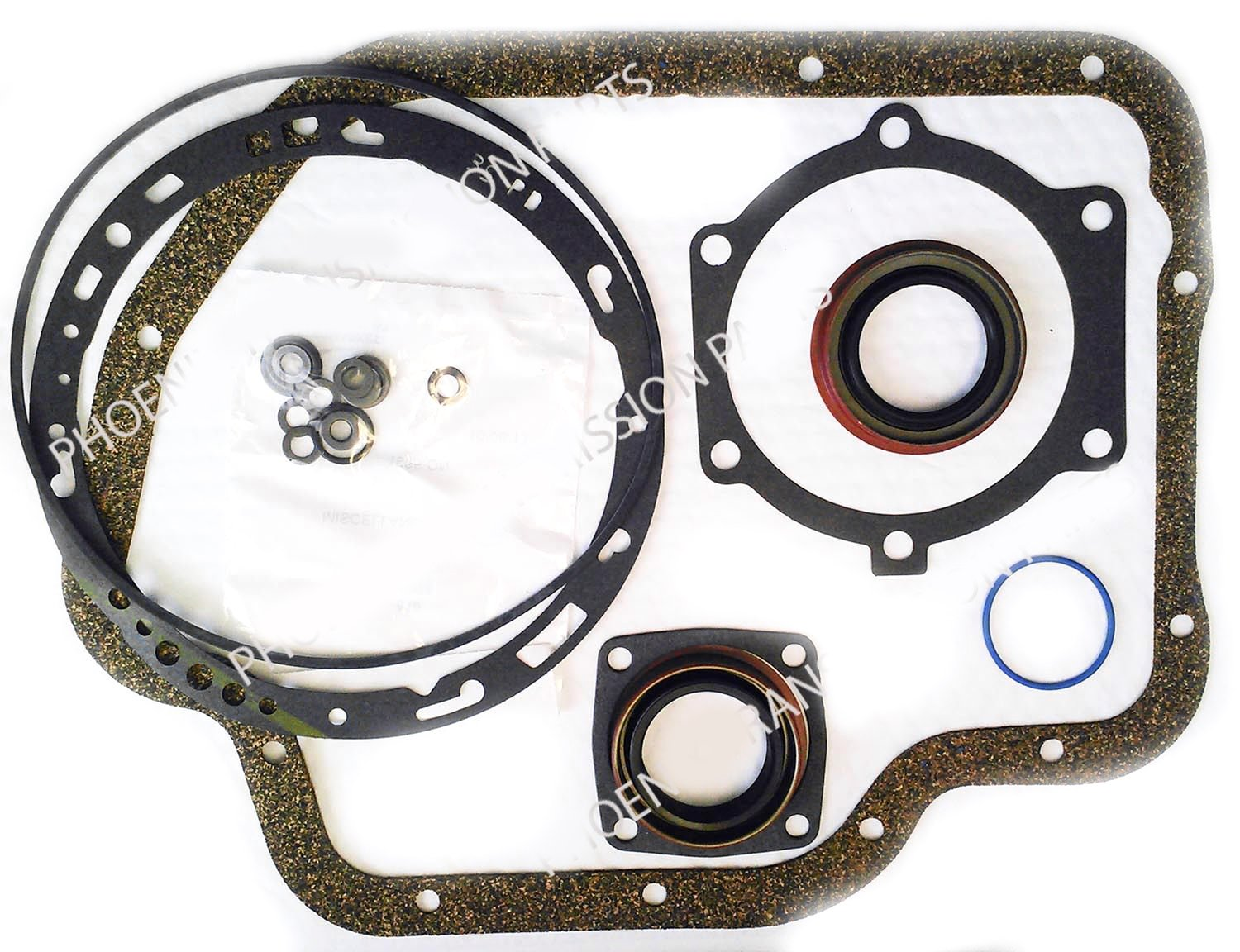 TH400 Transmission External Gasket and Seal Kit - 1965 and Up.