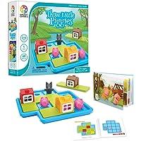 SmartGames Three Little Piggies Deluxe Preschool Puzzle Game