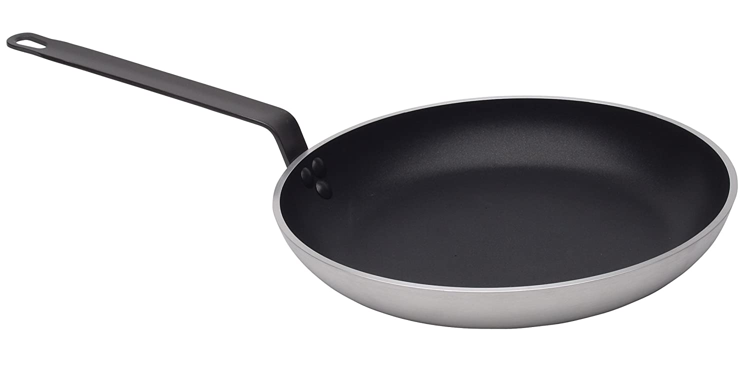 Amazon.com: Master Class Professional Heavy Duty Aluminium Large Non-stick Frying Pan, 32cm: Pans: Kitchen & Dining