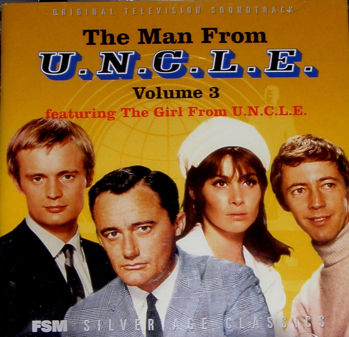 The Man from U.N.C.L.E.                                                                                                                                                                                                                                                                                                                                                                                                <span class=