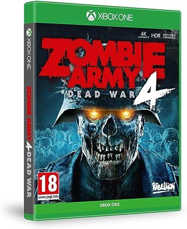 Zombie Army 4: Dead War - Xbox One [Importación inglesa]: Amazon ...